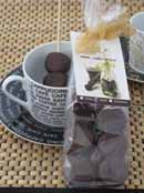 Coffee Stirrers - Dark Chocolate